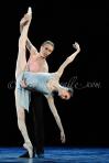 Svetlana Zakharova and Andrey Merkuriev in Distant Cries 14