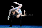 Svetlana Zakharova and Andrey Merkuriev in Distant Cries 20